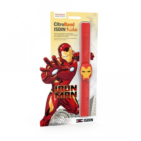 ISDIN Kids CitroBand Iron Man
