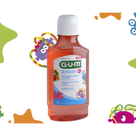 GUM JUNIOR COLUTORIO, 300ML