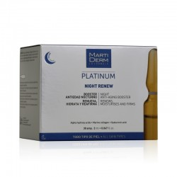 MARTIDERM NIGHT RENEW 30 AMPOLLASx2ml