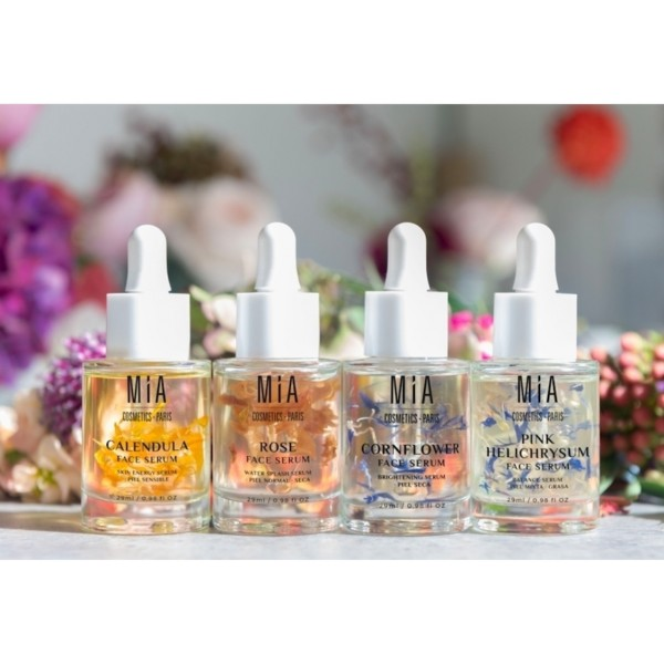 MIA COSMETICS CALENDULA FACE SERUM, 29ML
