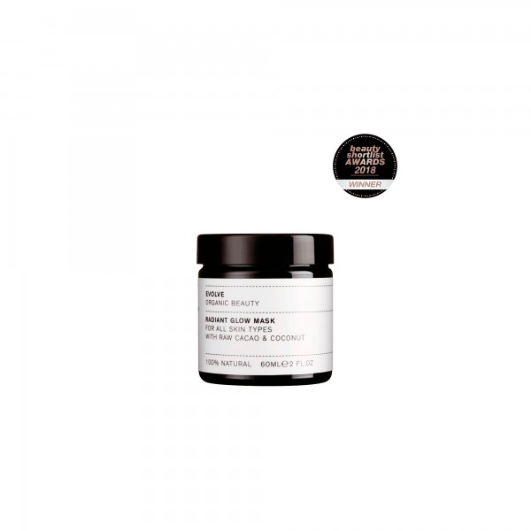 EVOLVE MASCARILLA EXFOLIANTE CHOCOLATE, 60ML