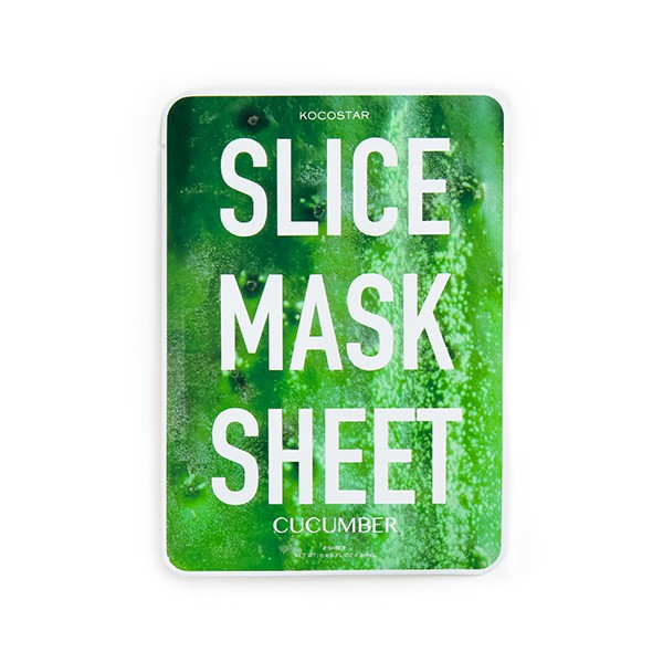 KOCOSTAR SLICE MASK SHEET PEPINO
