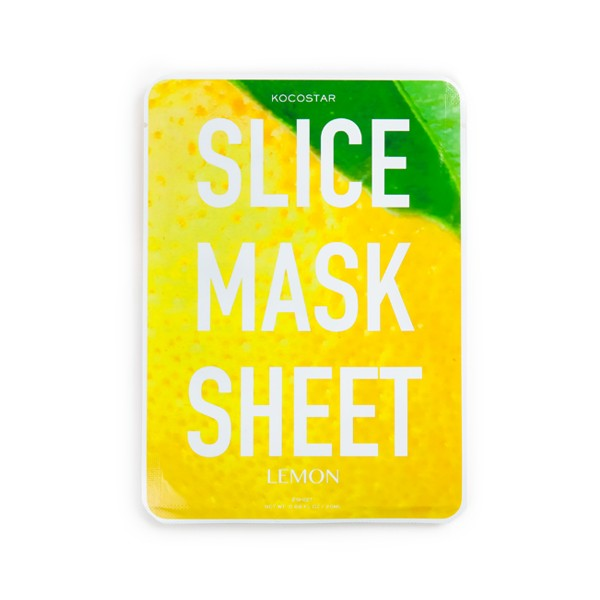 KOCOSTAR SLICE MASK SHEET LIMÓN