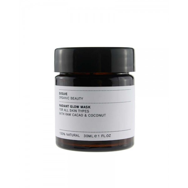 EVOLVE MASCARILLA EXFOLIANTE CHOCOLATE, 30ML