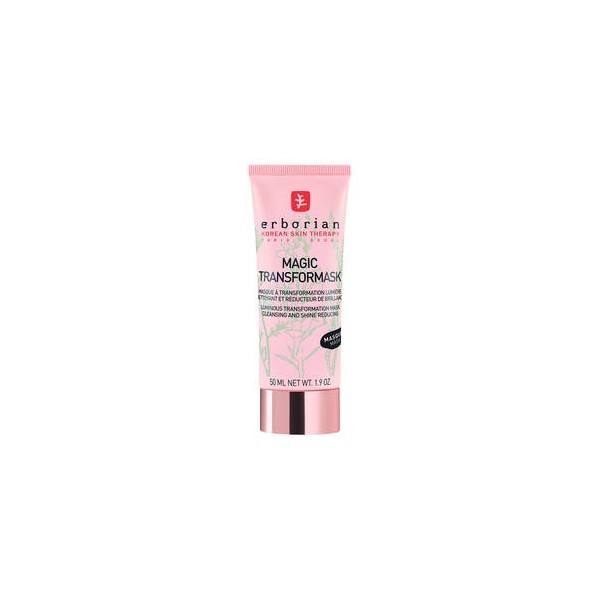ERBORIAN ERBORIAN MAGIC TRANSFORMS MASCARILLA MATIFICANTE, 50ml