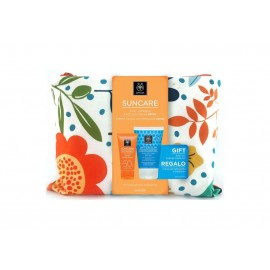 APIVITA SUNCARE NECESER CREMA FACIAL ANTIMANCHAS SPF50 CON HINOJO MARINO & 3D-PRO ALGAE 50ML + REGALO AFTER SUN 100ML