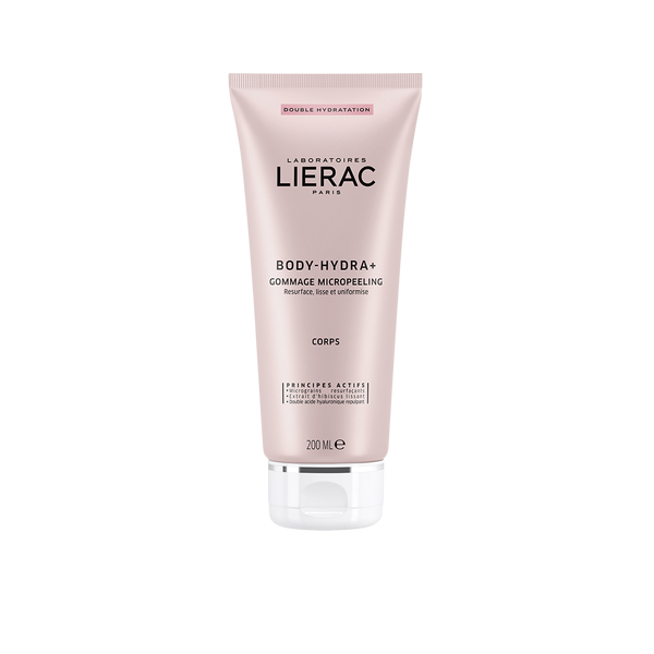 LIERAC BODY- HYDRA+ EXFOLIANTE MICROPEELING, 200ml