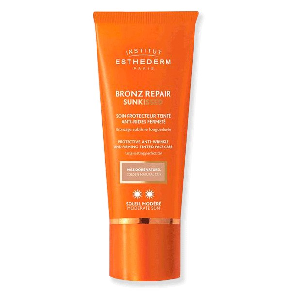 INSTITUT ESTHEDERM BRONZ REPAIR SUNKISSED SOL MODERADO, 50ml