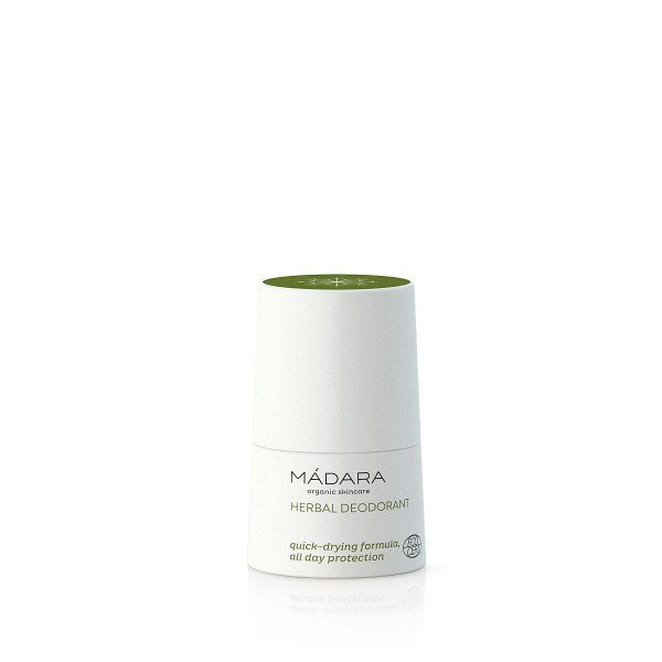 MÁDARA DESODORANTE ROLL-ON HERBAL.50ml