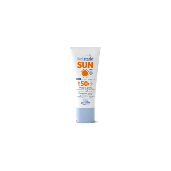 PEDIATOPIC SUN MINERAL BABY spf50, 50ml