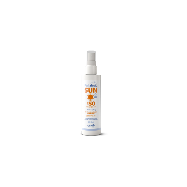 PEDIATOPIC SUN LOCIÓN SPRAY spf50, 200ml
