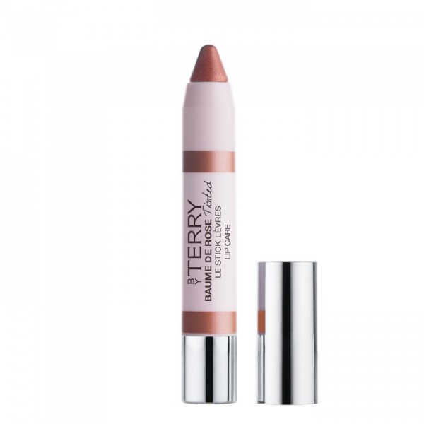 BY TERRY BAUME DE ROSE TINTED CRAYON NOURISHING LIP BALM PENCIL N°2 SUNNY NUDE 2,3grs