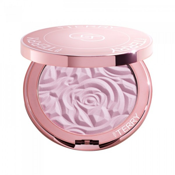 BY TERRY BRIGHTENING CC POWDER ILLUMINATING COLOUR CORRECTING POWDER N°2 ROSE ELIXIR, 10Grs