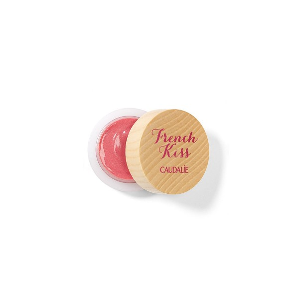 BÁLSAMO CON COLOR PARA LABIOS SEDUCTION FRENCH KISS ROSA DELICIOSO, 7,5GRS