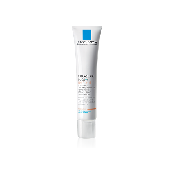 LA ROCHE-POSAY EFFACLAR DUO UNIFIANT TONO LIGHT, 40ML