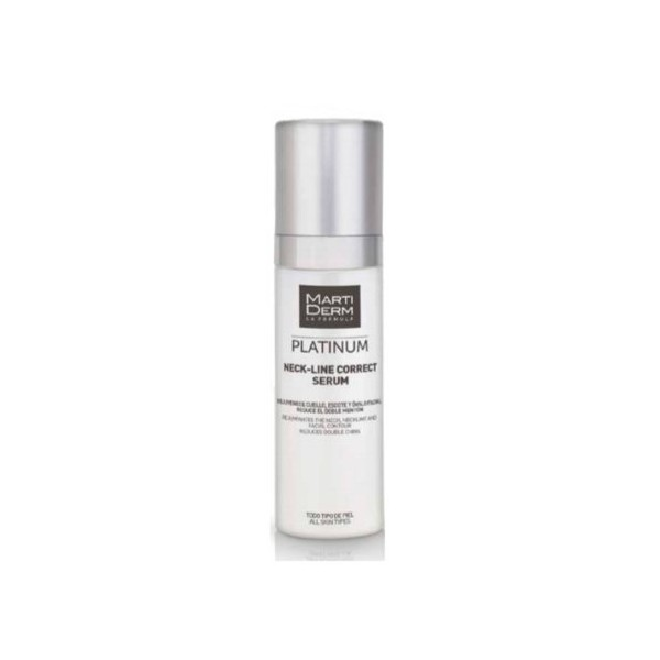 MARTIDERM PLATINUM NECK-LINE CORRECT SERUM, 50ml