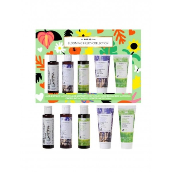 Kit de Viaje Blooming Fields Collection