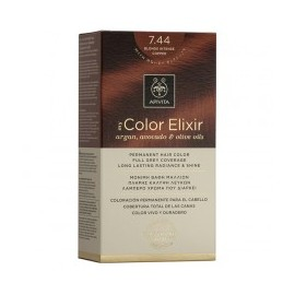 NATURE´S HAIR COLOR TONO 7.7 (RUBIO BEIGE) APIVITA