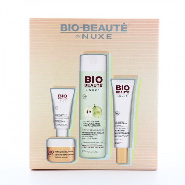 Cofre Best Sellers Nuxe Bio