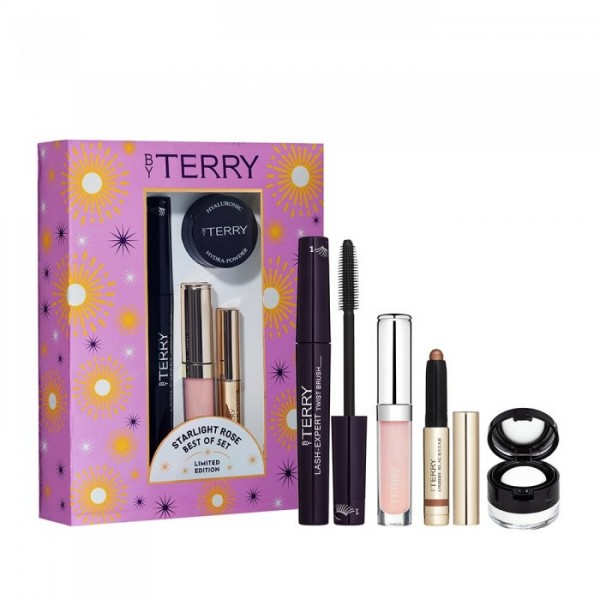 Cofre de maquillaje Starlight Rose best of By Terry