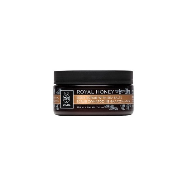 APIVITA ROYAL HONEY EXFOLIANTE CORPORAL, 200ML