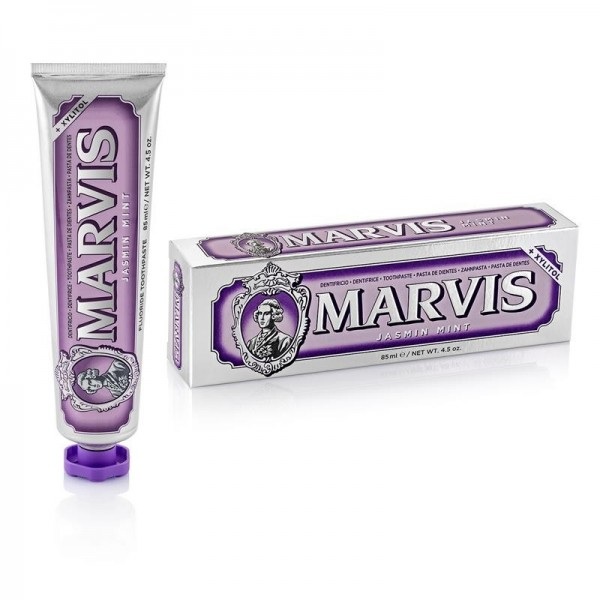 MARVIS DENTÍFRICO DE JAZMÍN MENTA 75ml