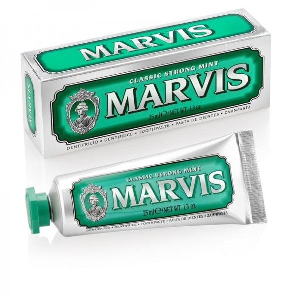 MARVIS DENTÍFRICO MENTA CLÁSICA 25ml