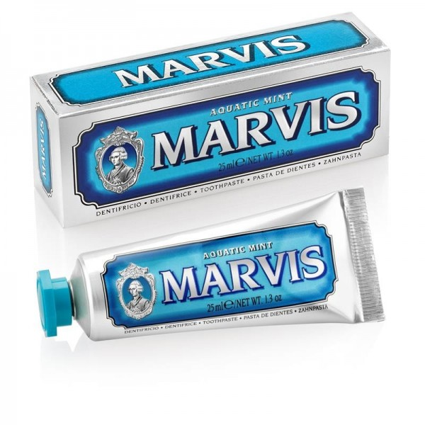 MARVIS DENTÍFRICO AQUATIC MINT 25ml