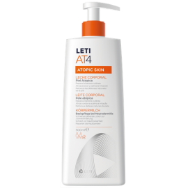 Leche corporal LETI AT4 500ml + Gel 250ml