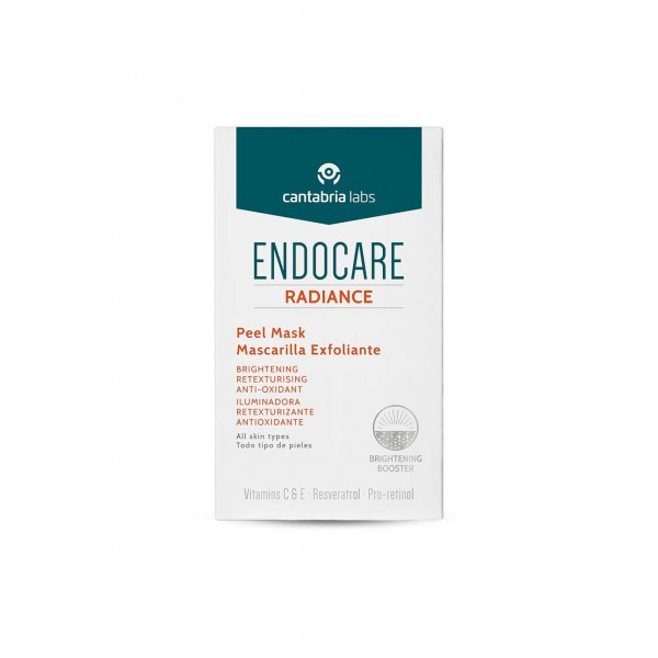 ENDOCARE-C PEEL GEL 5Sobres x 6ml