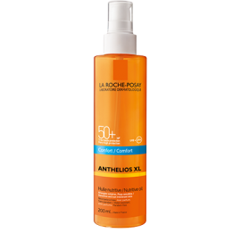 Aceite Nutritivo Invisible Spf50 Anthelios, 200ml
