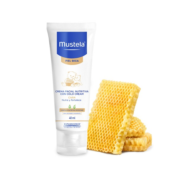 COLD CREAM CREMA DE CARA MUSTELA, 40ml