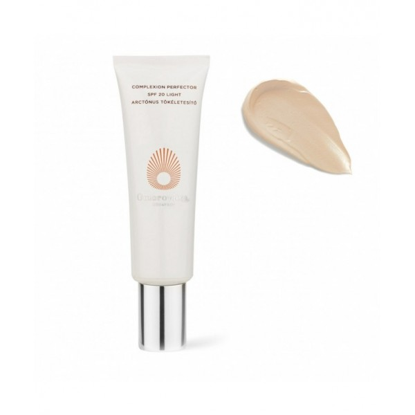 Crema Hidratante Perfeccionadora Con Color Spf 20 Tono Light, 50ml