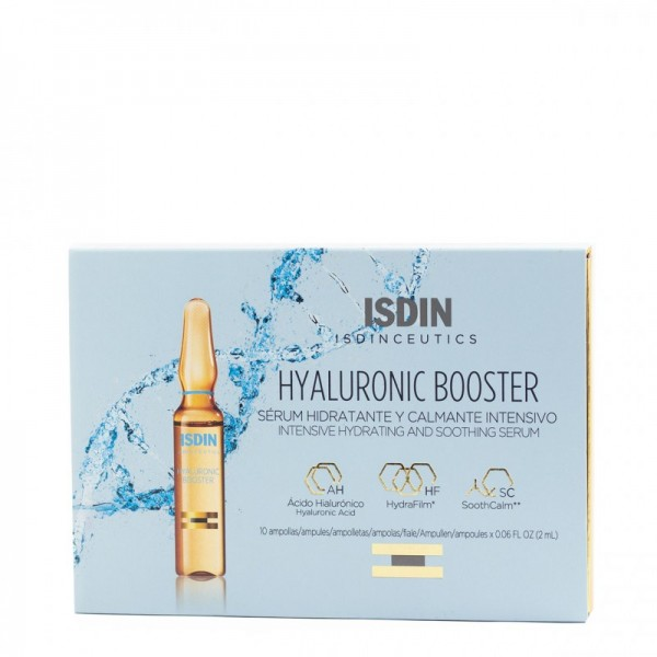 Hyaluronic Booster, 10 Ampollas