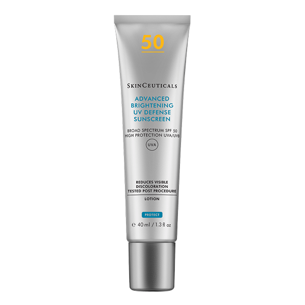 Protector Solar Advanced Brightening Uv Defense sunscreen spf 50,40ml