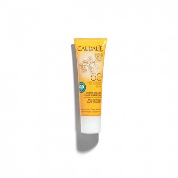 Crema Solar Facial Antiarrugas, 25ml