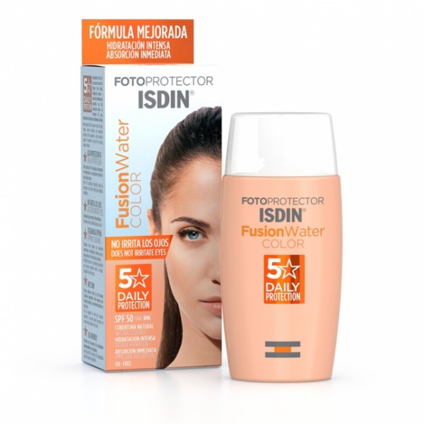ISDIN Fotoprotector ISDIN Fusion Water Color SPF 50+, 50ML