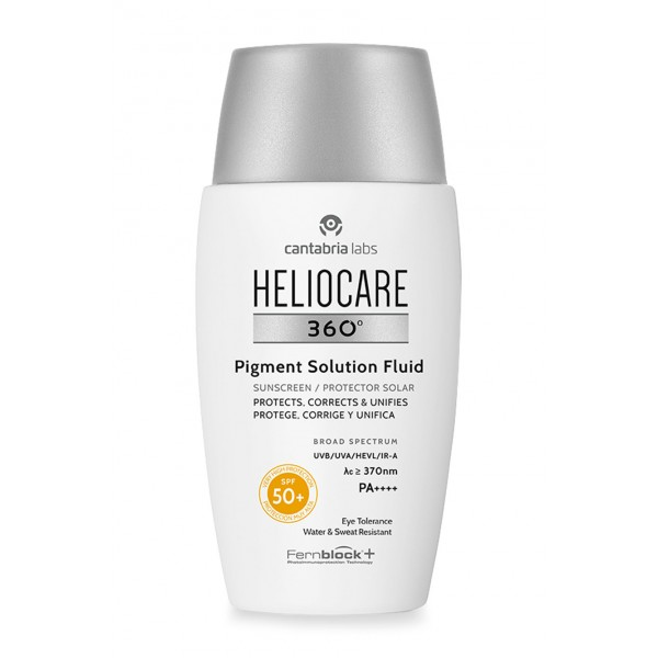 Pigment Solution Fluid Heliocare 360º SPF 50+, 50ml