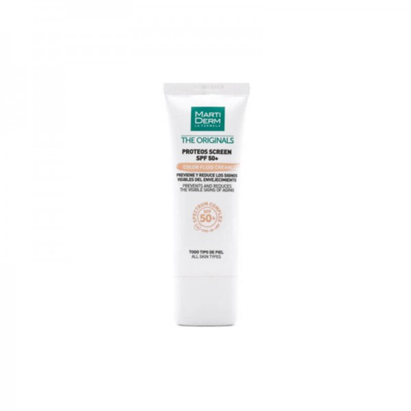 Crema Fluido con Color SPF50, 40ml