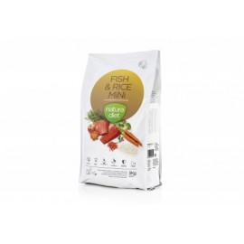 Alimento Diet Natura Fish & Rice Mini, 500gr