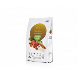 Alimento Natura Diet Fish & Rice, 3kg