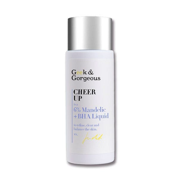 Exfoliante Facial Piel Mixta Cheer Up, 30ml