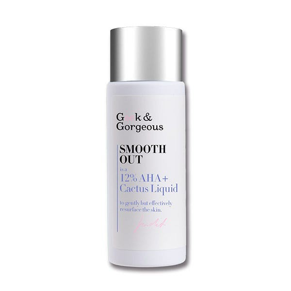 Exfoliante Facial Antienvejecimiento Smooth Out, 30ml