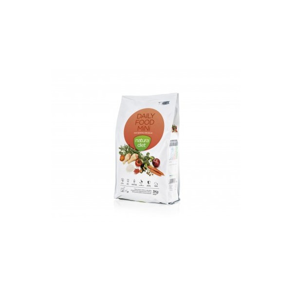 Alimento Natura Diet Daily Food Mini, 500gr