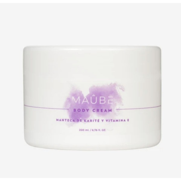 Crema Corporal Maube Beauty, 200ml