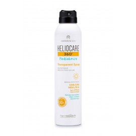 HELIOCARE 360º PEDIATRICS SPRAY TRANSPARENTE SPF50 200ML
