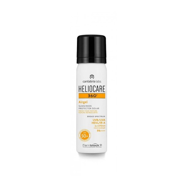 HELIOCARE 360º AIRGEL SPF50+, 50ml