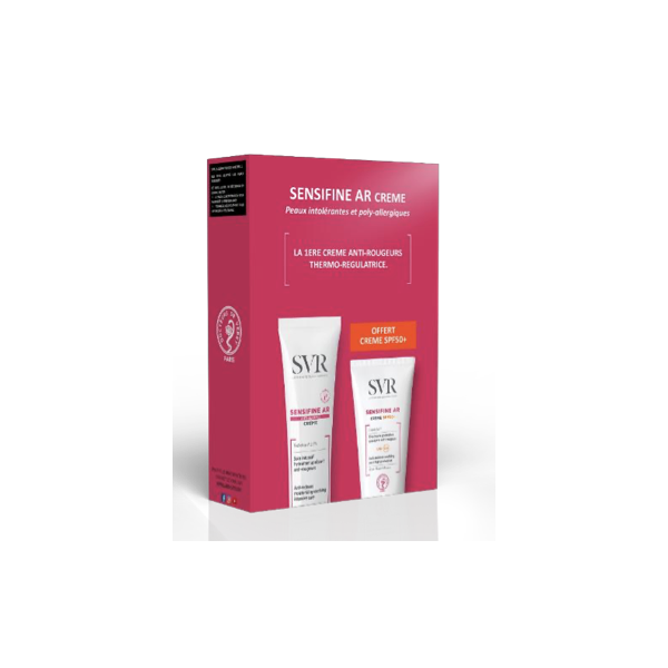 Set Crema Sensifine AR 40ml + Regalo Solar Sensifine AR, 50ml
