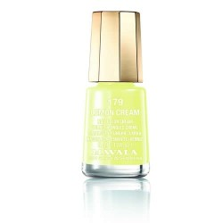 LACA DE UÑAS 179-LEMON CREAM MAVALA, 5ml