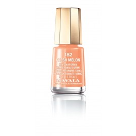 LACA DE UÑAS 182-FRESH MELON MAVALA, 5ml